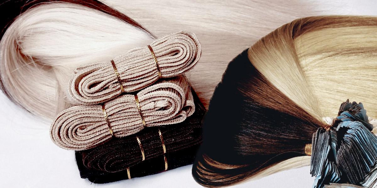Haarverlängerungen (Extensions) benötigen Pflege. Mirlind, Ihr Top-Friseur aus Hannover-List, weiß welche