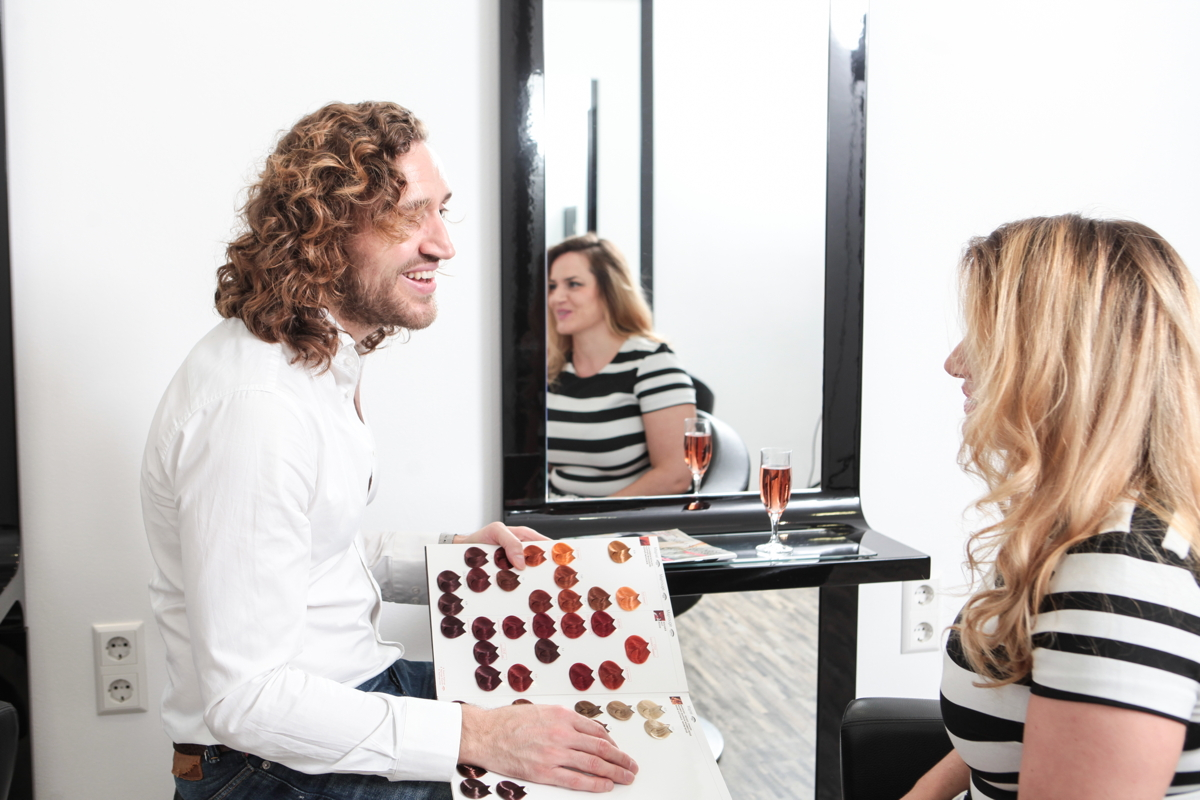 Haare färben mit schonenden, natürlichen Produkten :Mirlind